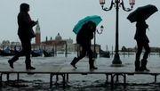 Venedig kämpft schon wieder gegen Hochwasser