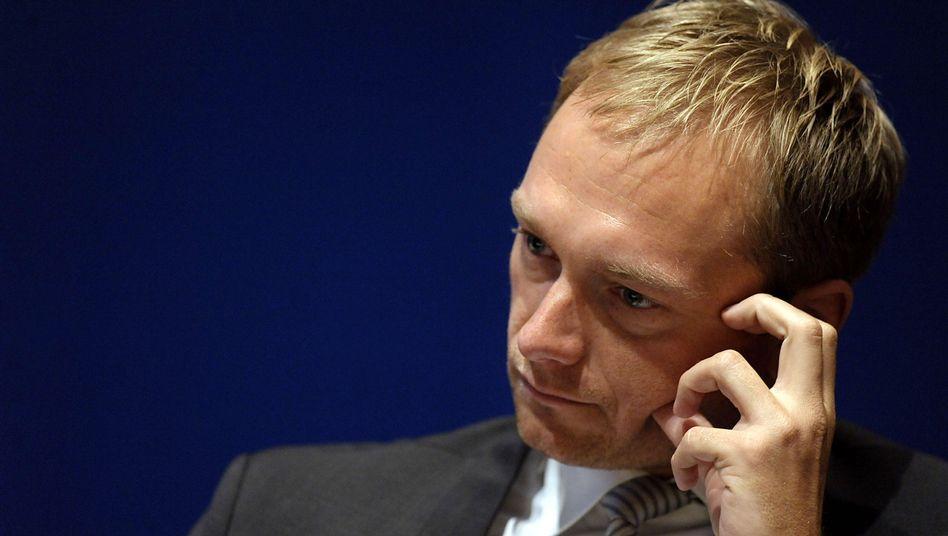 Christian Lindner: Überraschendes Ende als FDP-Generalsekretär
