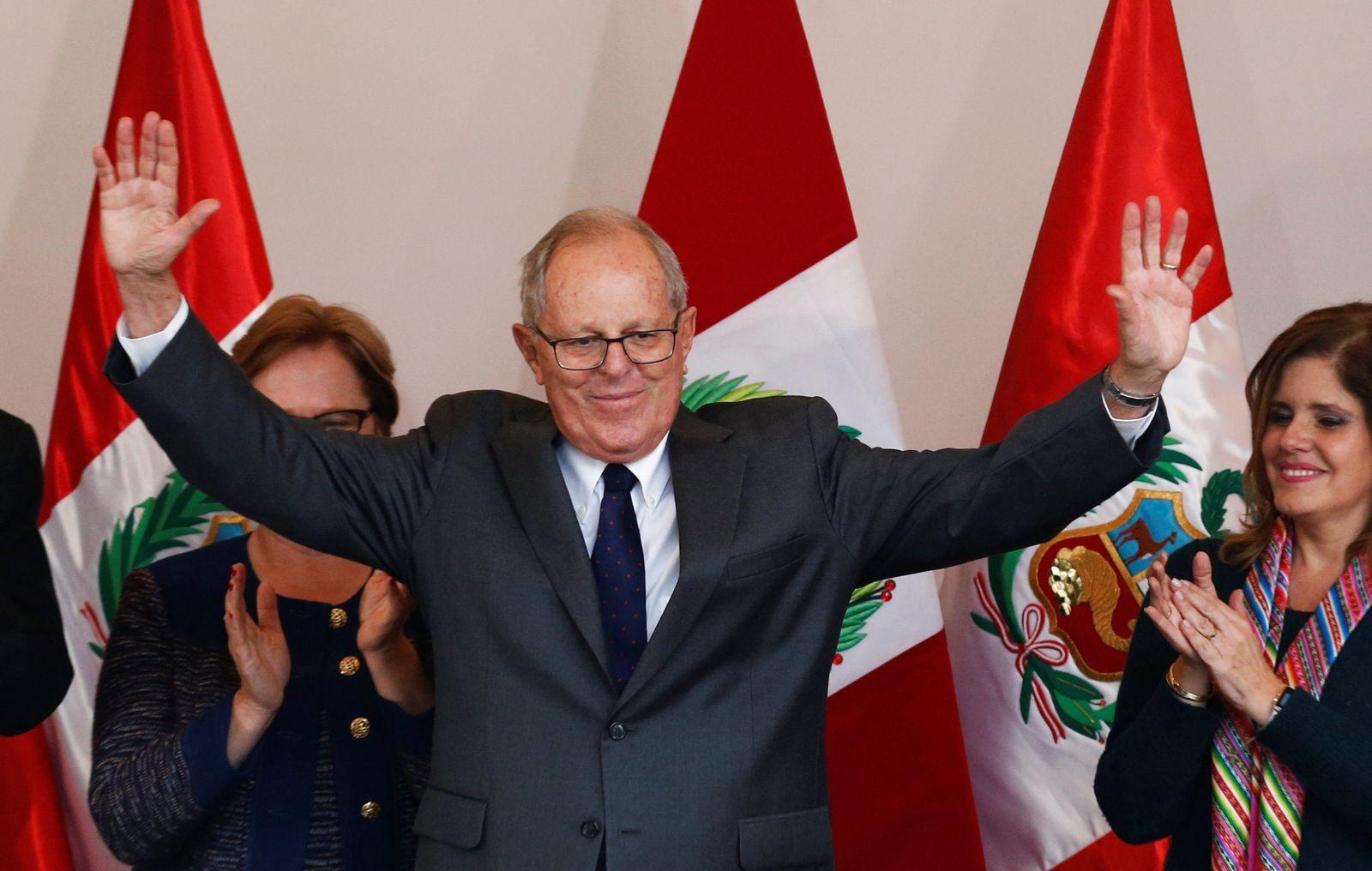 Pablo Kuczynski/ Peru