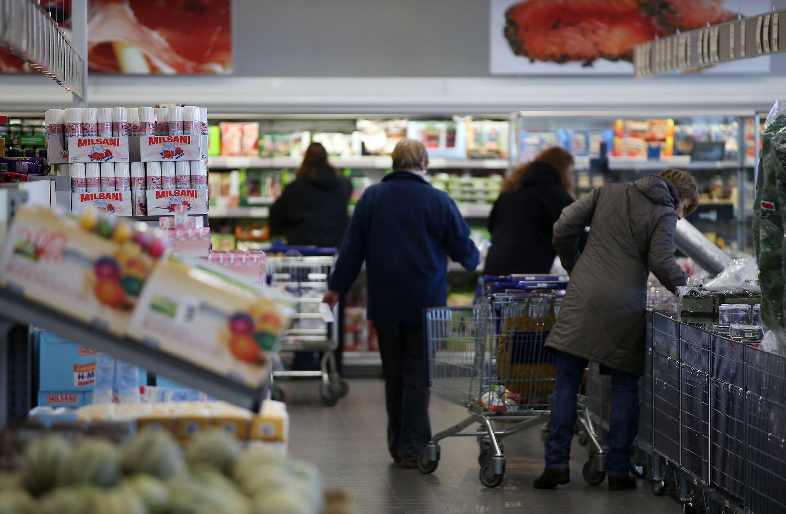 Aldi Supermarkt