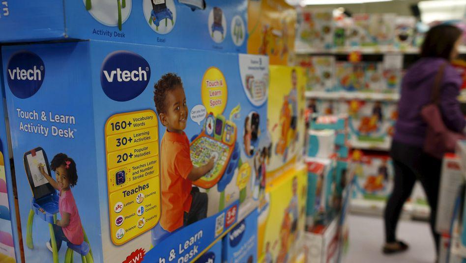 VTech-Produkte: Technik zum Lernen und Spielen