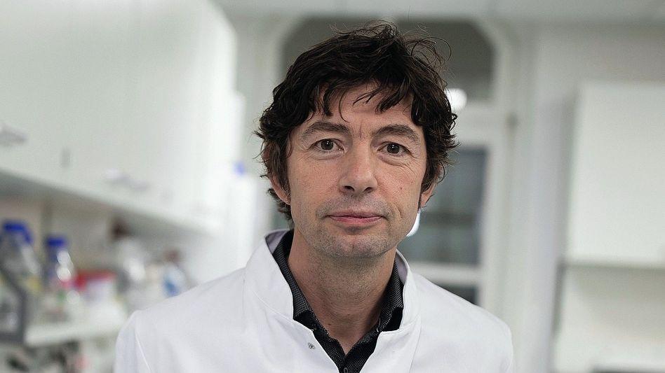 """Christian Drosten, Virologe an der Berliner Charité und Regierungsberater:""""Wir erleben eine Naturkatastrophe in Zeitlupe."""""""
