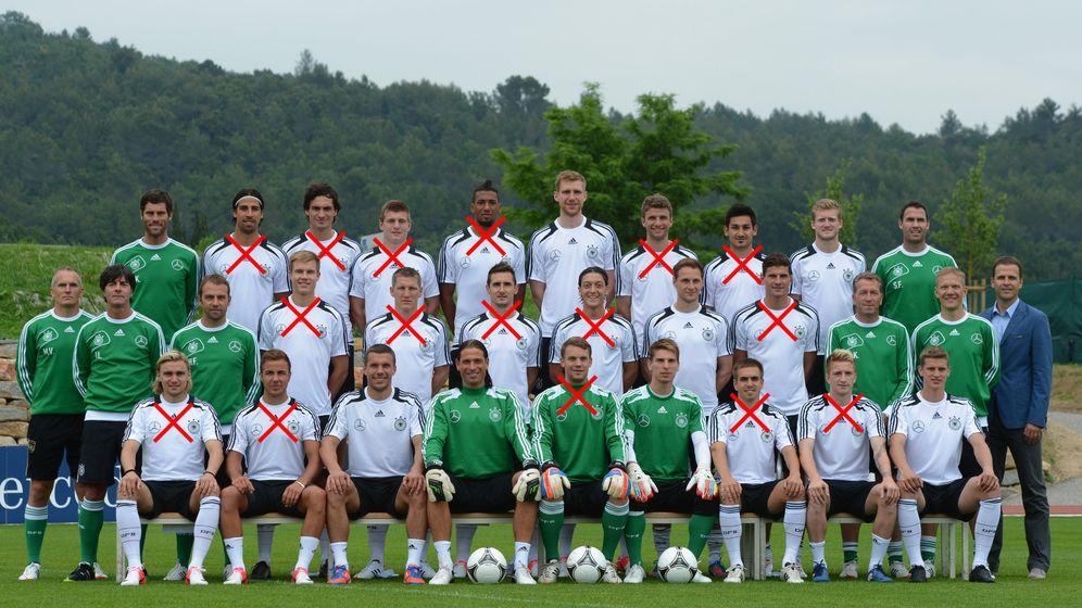 Deutsche Nationalmannschaft: Ein C-Team für Amerika