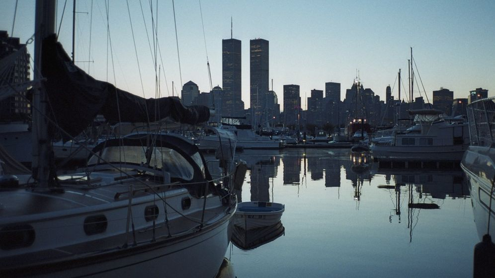 Photo Gallery: The Towers Across the Water