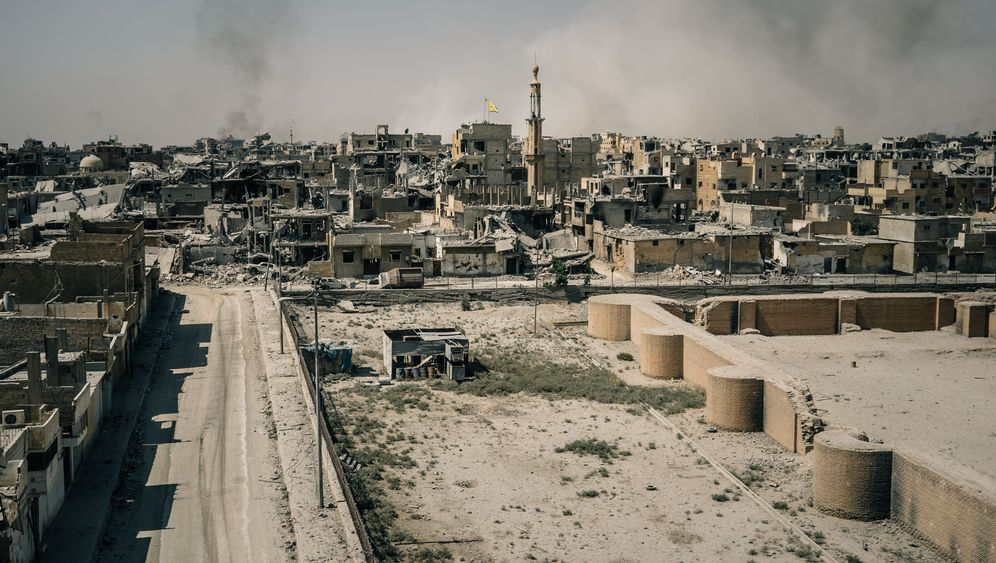 Photo Gallery: Reconquering an Islamic State Stronghold
