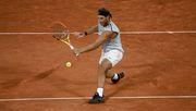 Tennis in der roten Zone