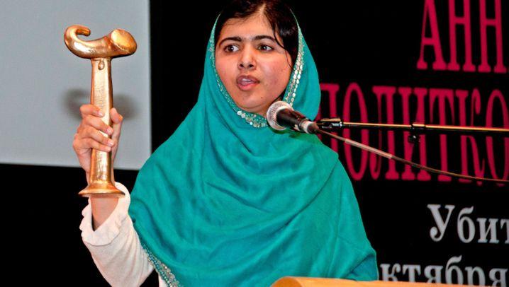 Taliban-Opfer Malala: Hass aus der Heimat
