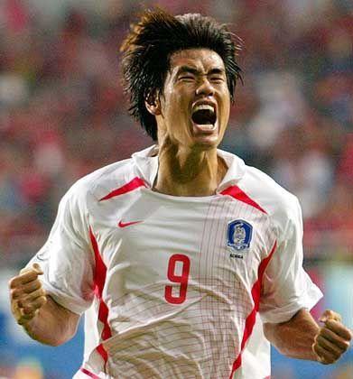 Südkorea rennt und rennt: Seol Ki-hyeon, der das 1:1 gegen Italien erzielte