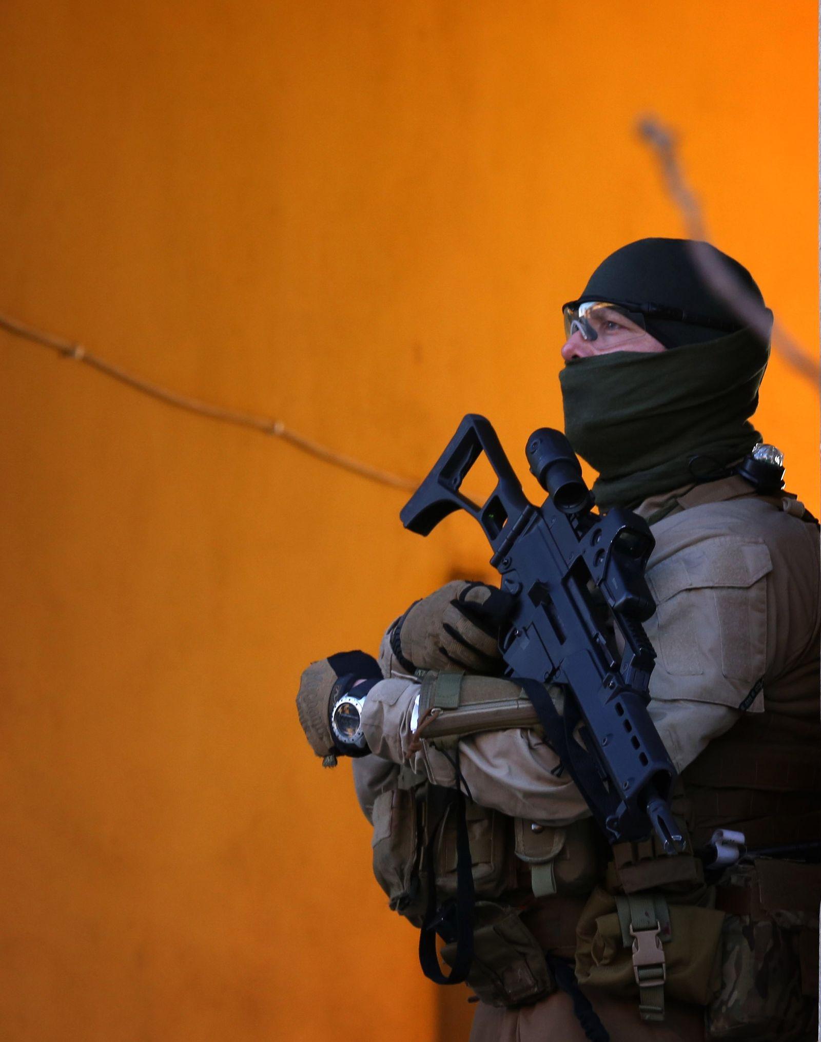 Irak / Ursula von der Leyen / Security