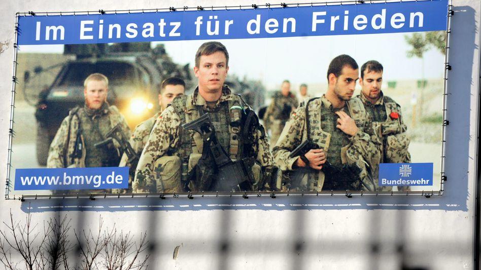 Werbung fürs Militär: Die Bundeswehr hat Probleme, Nachwuchs zu finden