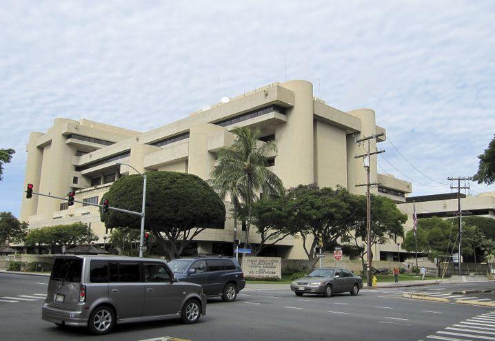 Das Gericht in Hawaii