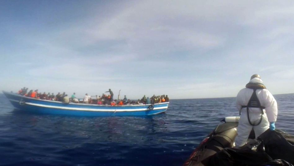 The EU is planning drastic measures to stem the tide of illegal migrants crossing the Mediterranean Sea.