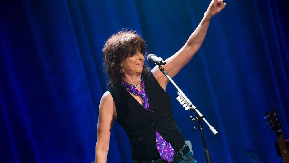 Interview: Chrissie Hyndes umstrittene Aussagen