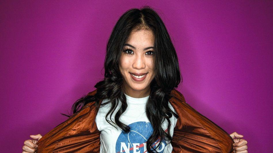 """Journalistin Nguyen-Kim 2018:""""Freunde der Sonne"""""""