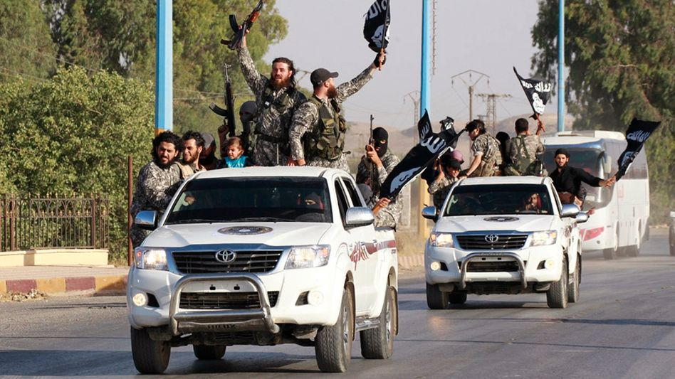 Dschihadisten im Norden Syriens: Ölfeld kampflos von Nusra-Front übergeben