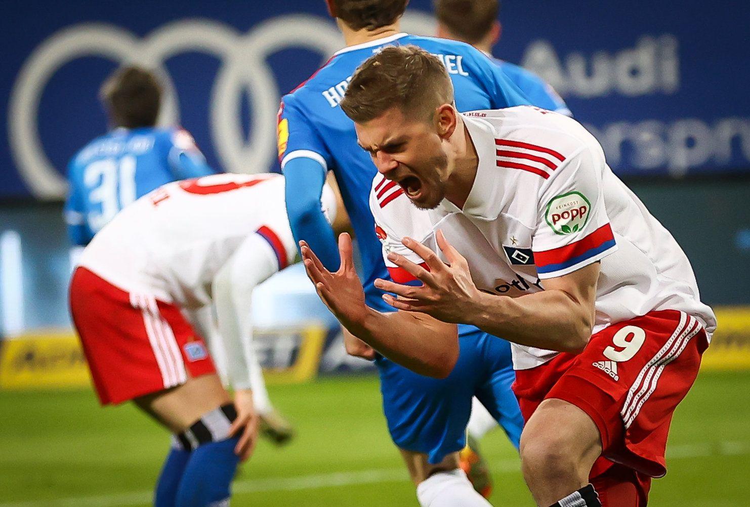 Hamburger SV - Holstein Kiel