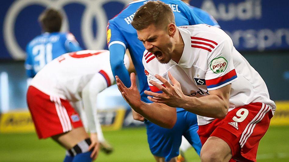 Simon Terodde erzielte gegen Kiel den Ausgleich und vergab weitere Topchancen