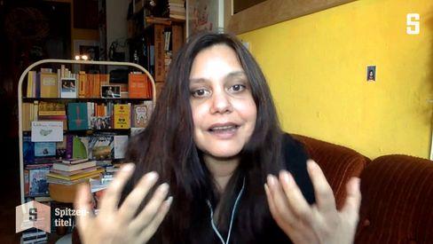 Mithu Sanyal im Interview bei »Spitzentitel«