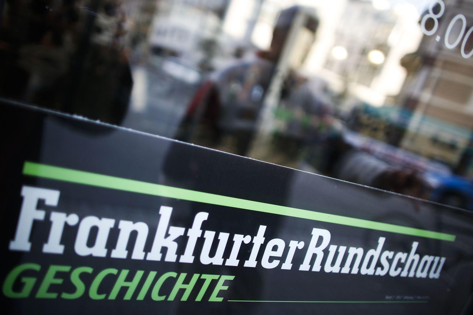 NICHT VERWENDEN Frankfurter Rundschau