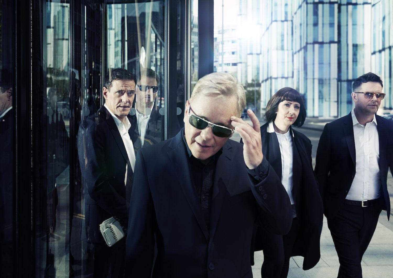 EINMALIGE VERWENDUNG Reeperbahn Festival/ New Order