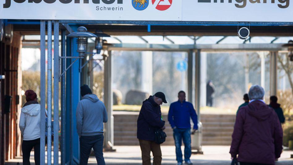 Jobcenter in Schwerin