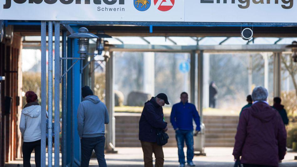 """Jobcenter Schwerin: """"Allerhöchste Zeit, dass das Gesetz auf den Weg kommt"""""""