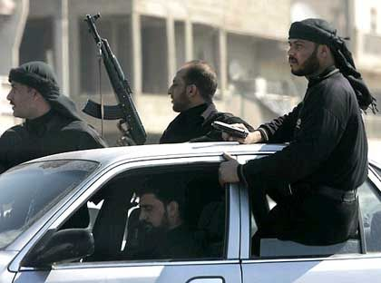 Death squads are stalking Sunnis in Shiite-dominated Baghdad neighborhoods.