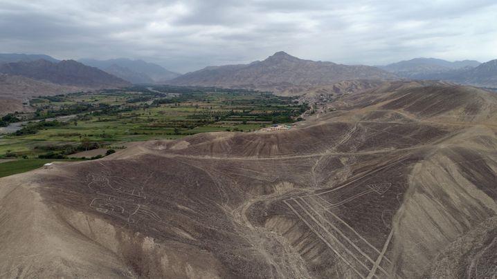 Nazca-Linien: Neue Spuren im Sand