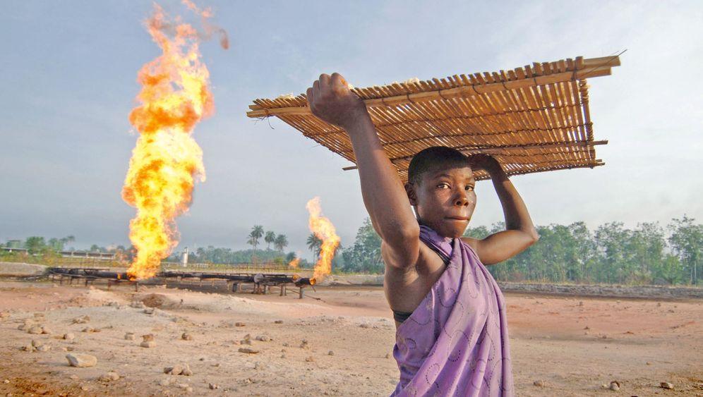 Nigeria: In die Luft geblasen