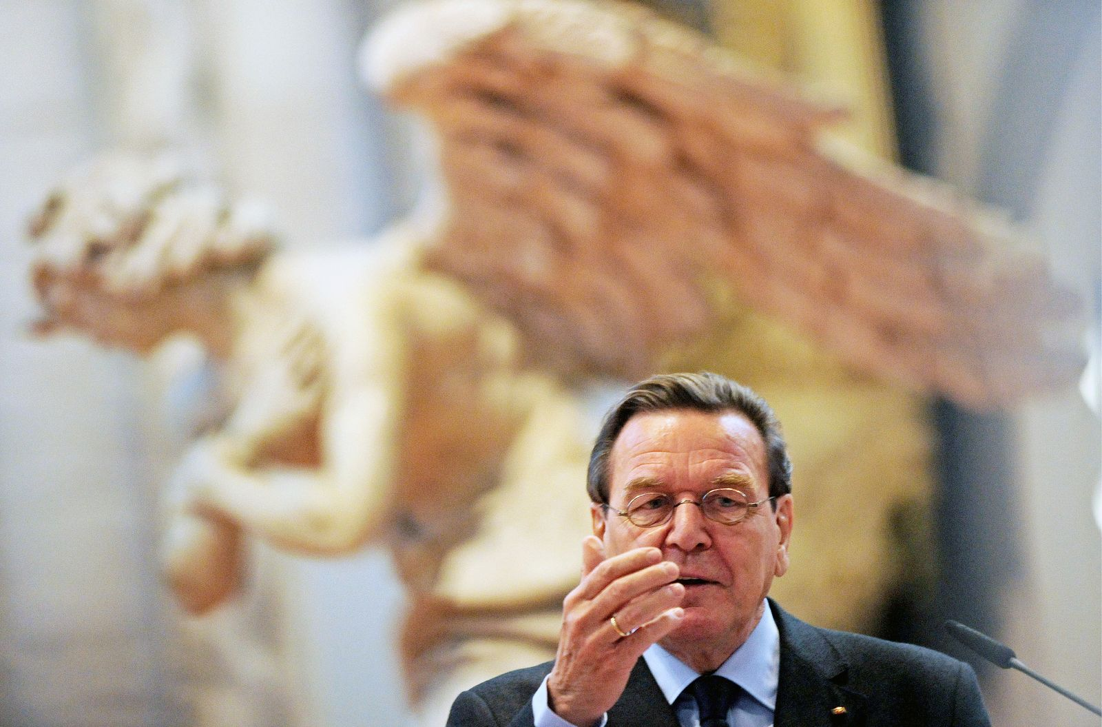 NICHT VERWENDEN Gerhard Schröder
