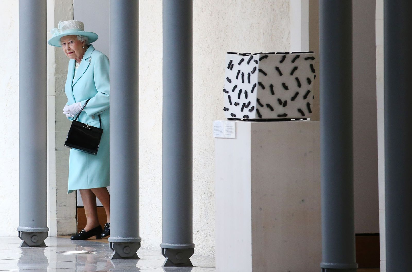 Queen/ BRITAIN-SCOTLAND-ROYALS-POLITICS