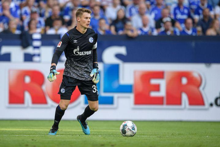 Alexander Nübel ist Kapitän von Schalke 04, aber wie lange noch?