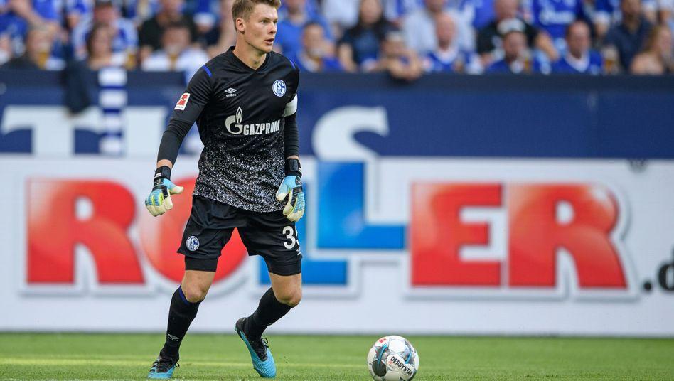 Alexander Nübel bleibt nicht über das Ende der laufenden Saison beim Bundesligisten Schalke 04