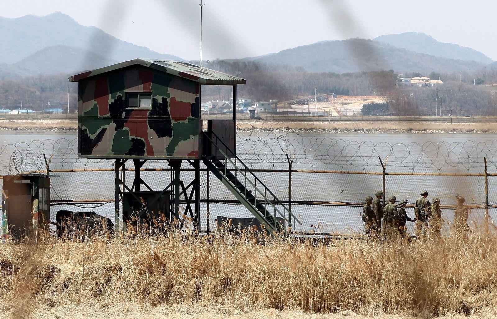 Nordkorea Südkorea