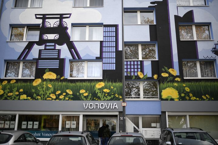 Vonovia-Büro in Essen