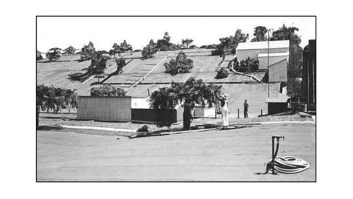 Fassadenstadt Santa Monica: Mit Netz und doppeltem Boden