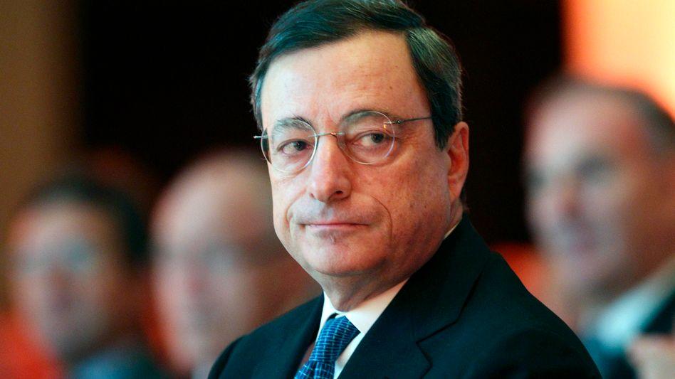 EZB-Chef Draghi: Scharfe Kritik am Krisenmanagement der Politik