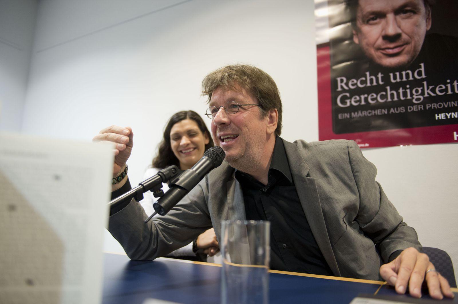NICHT VERWENDEN Kachelmann/ Buchmesse