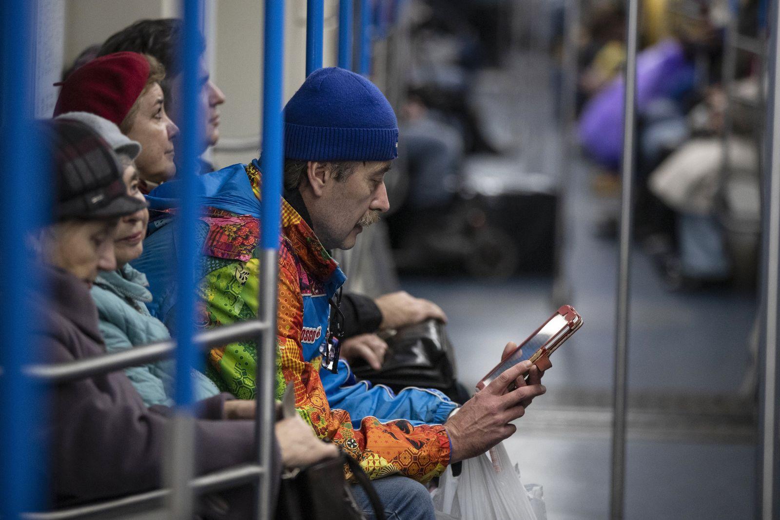 """Testphase für das """"Staatsinternet"""" in Russland"""