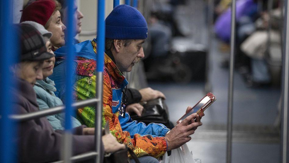Viele Mobilfunknutzer sind nur im 3G-Netz unterwegs