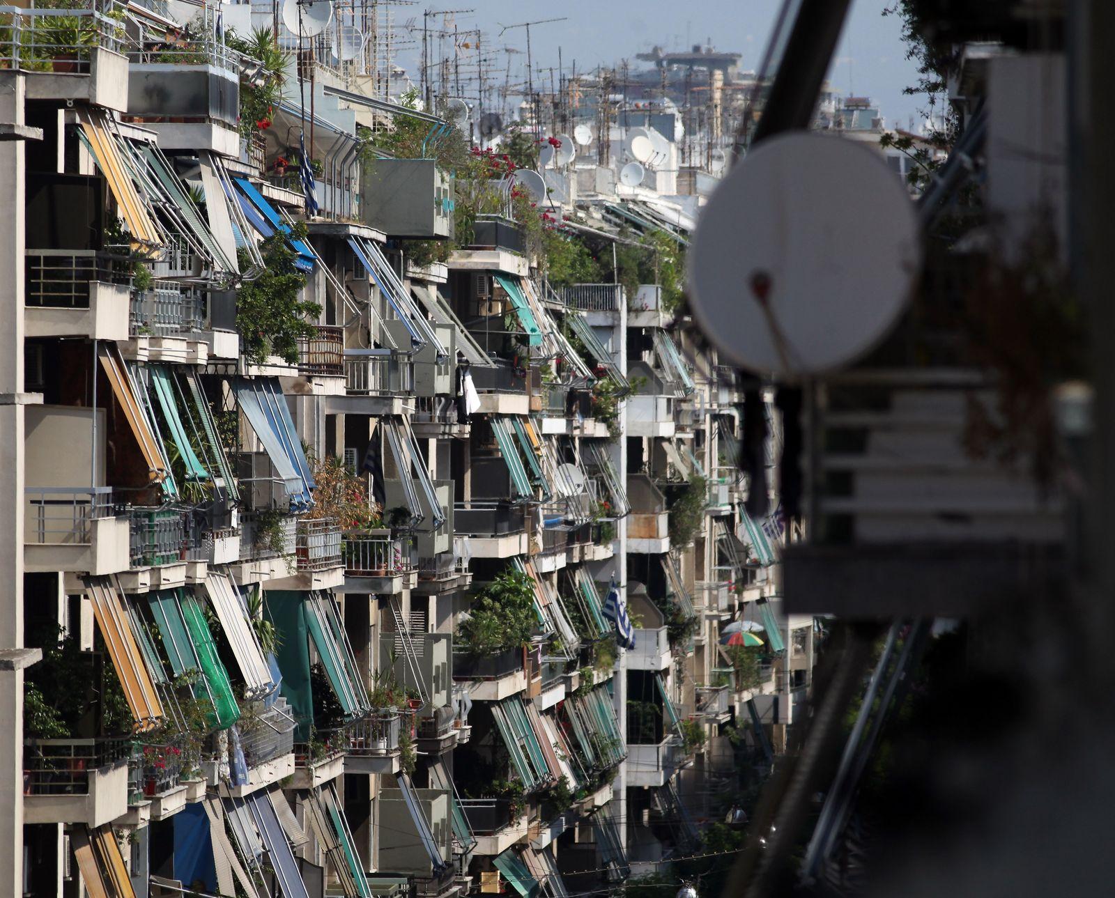 Athen/ Wohnungen