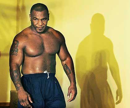 Mike Tyson: Macht er jetzt wieder einen Rückzieher?