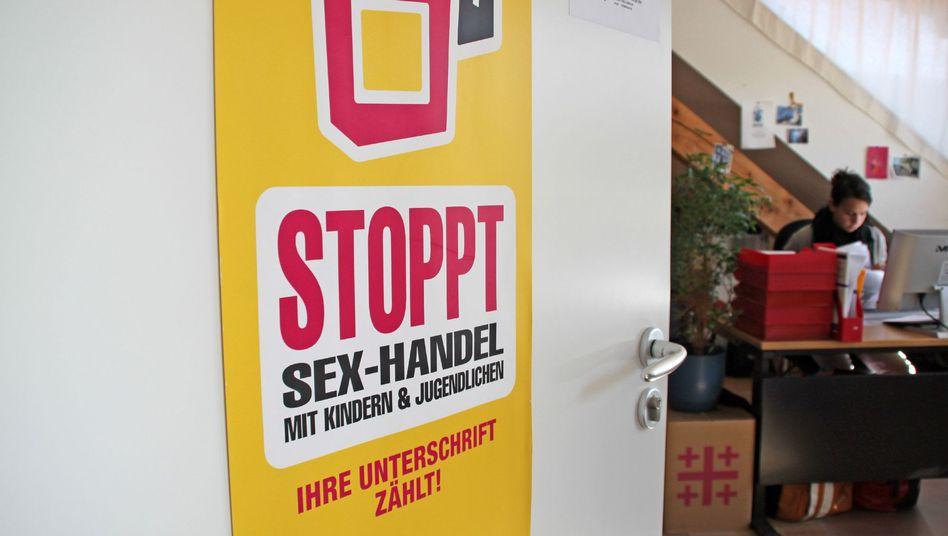 Ecpat-Büro in Freiburg: Der Verein hilft Kindern vor Ort und durch Lobbyarbeit