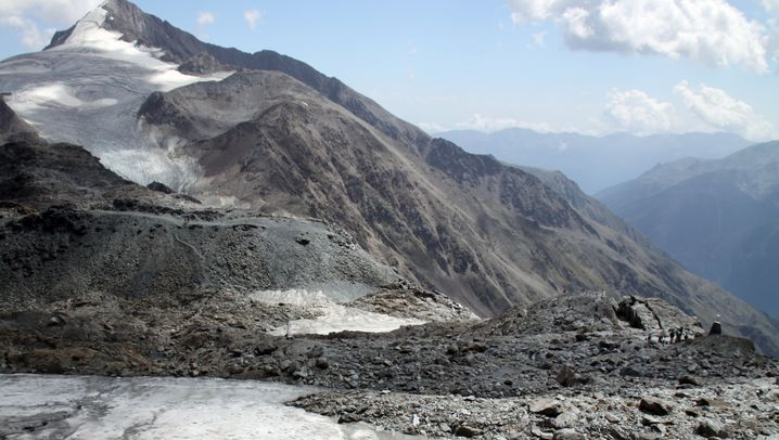 Steinzeitcamp in Südtirol: Hase vom Lagerfeuer