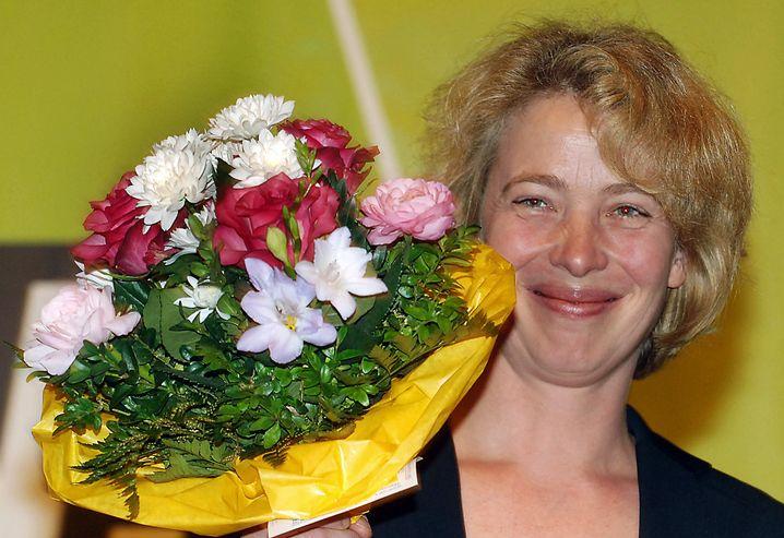 Tabea Rößner, geboren 1966, ist erstmalig für die Grünen in den Bundestag eingezogen. Die Journalistin ist in ihrer Fraktion Sprecherin für Medienpolitik und Demografie