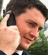 Lippenbewegung statt Lautstärke: Wird man künftig flüsternd telefonieren?