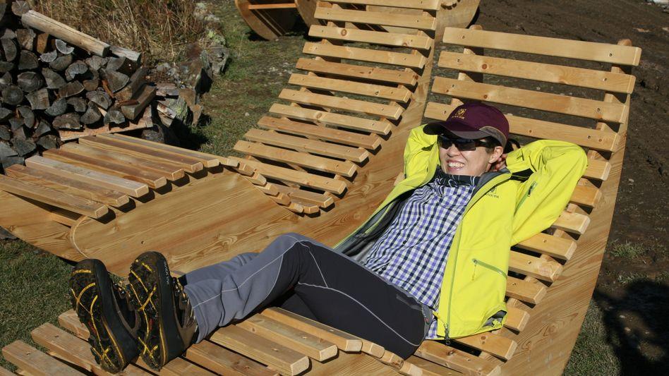 """Achttausender-Königin Oh in Südtirol: """"Meinen Job erledigt"""""""