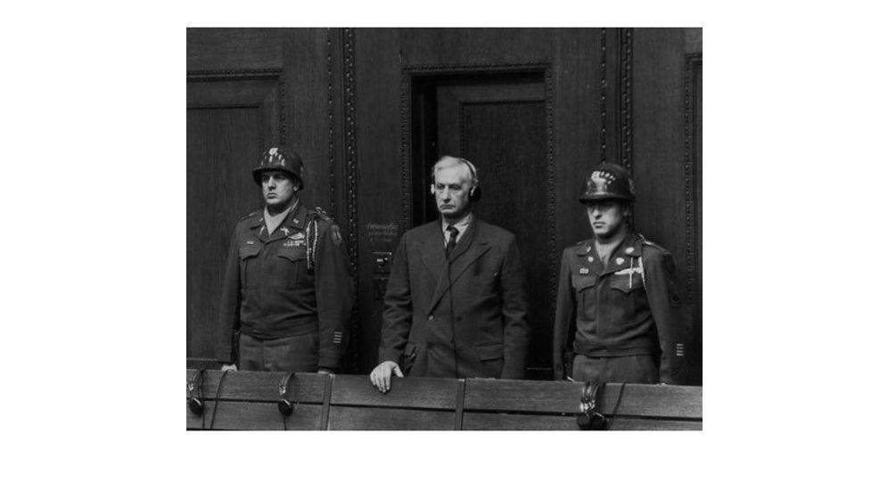 Naziverbrecher Flick: Das große Vergessen