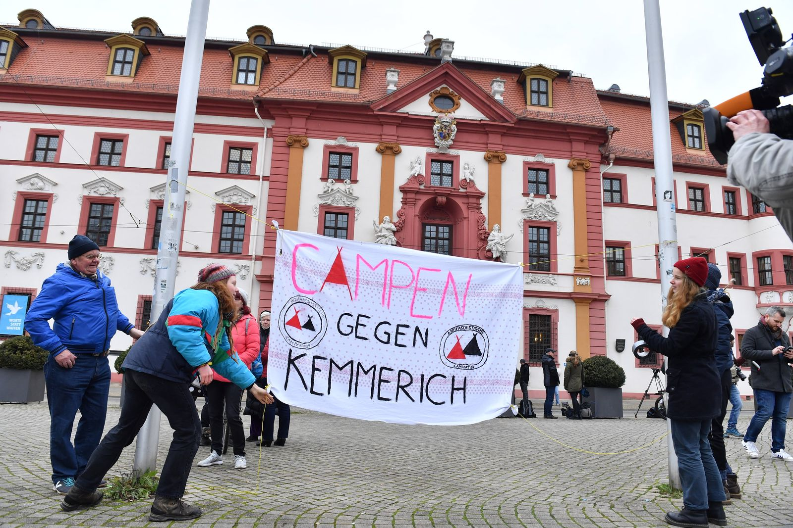 Nach Ministerpräsidentenwahl Thüringen