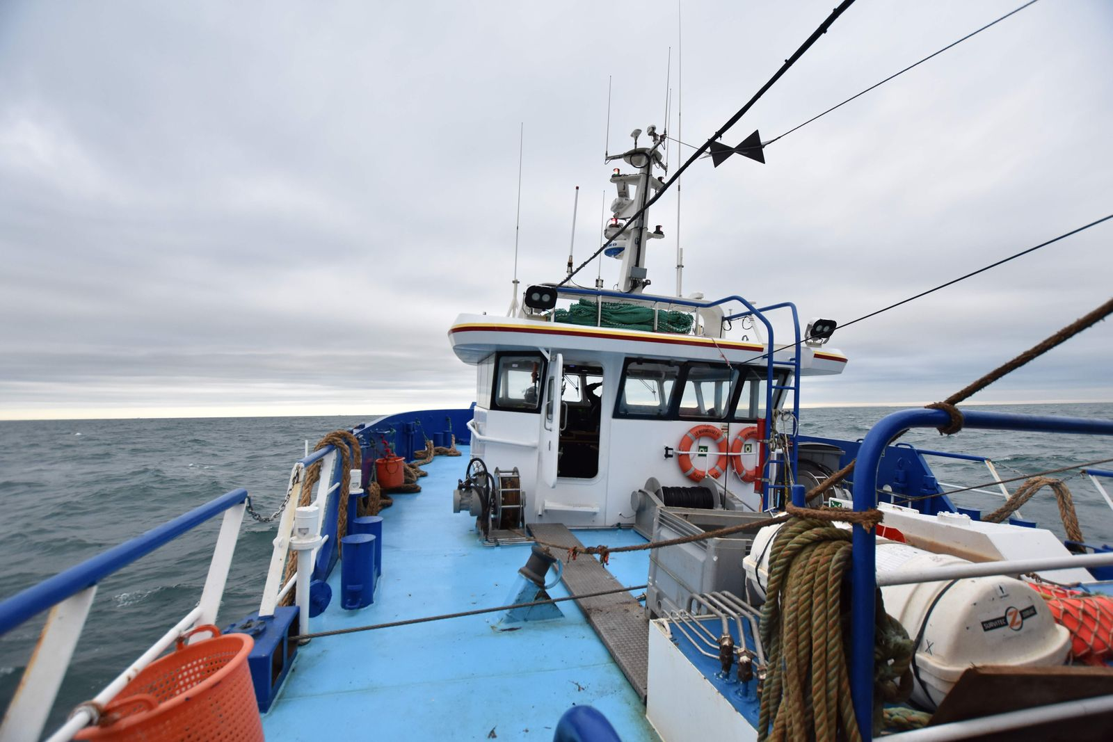 FRANCE-ECONOMY-FISHERY